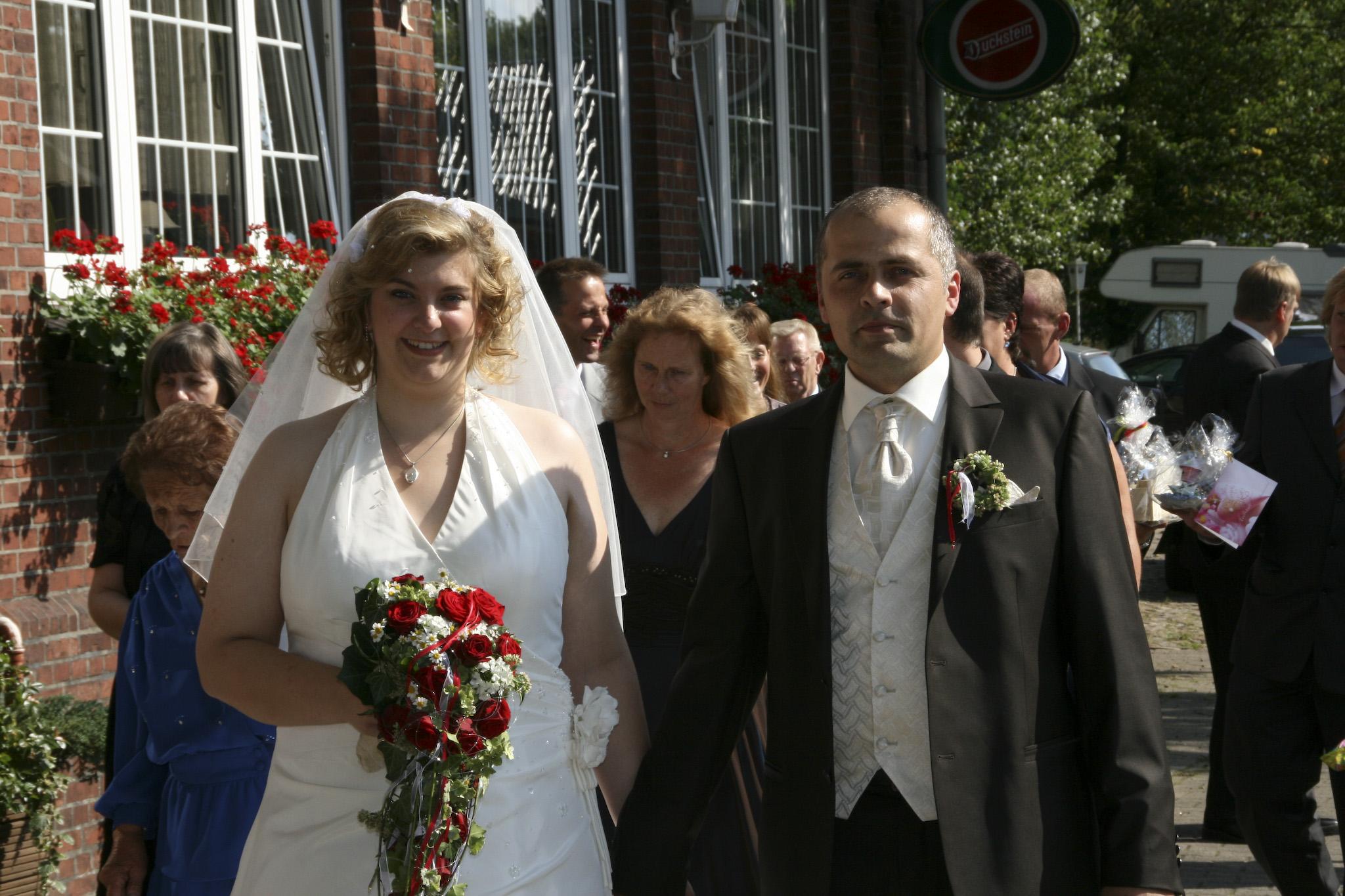 Hochzeit Sarah und Thorsten