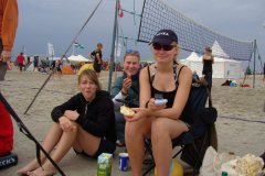 Beachvolleyball Borkum 2007
