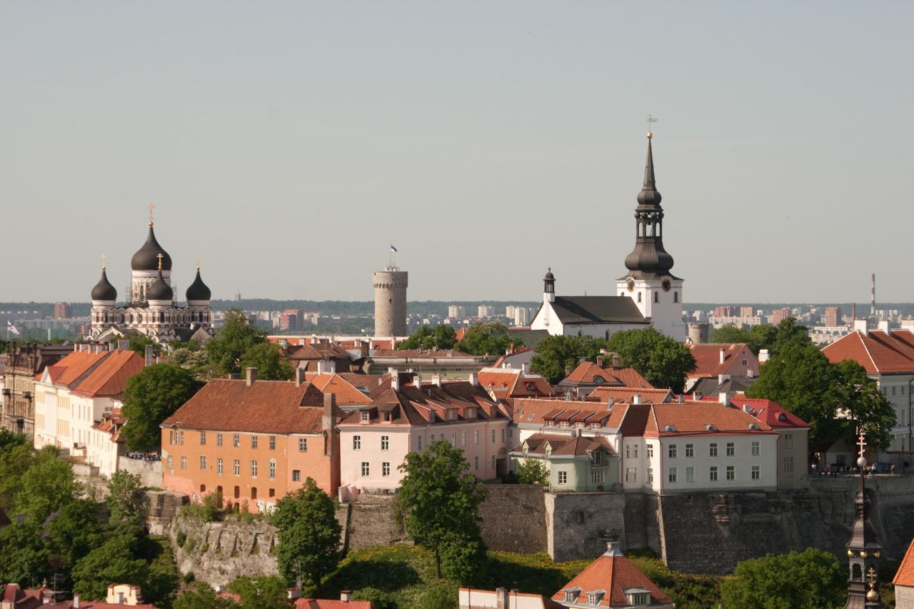 Tallinn - Oberstadt