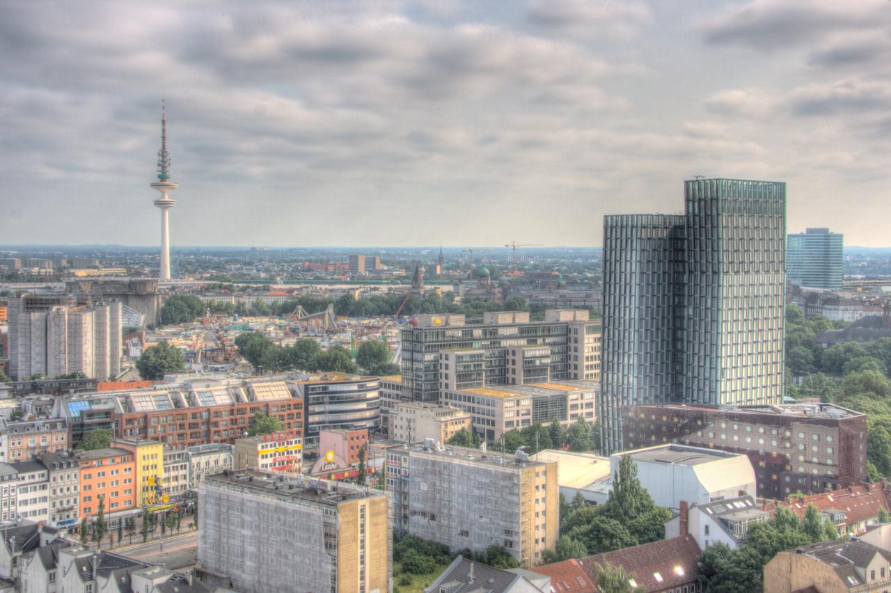 Tanzende Turme und Reeperbahn 13.7.2013