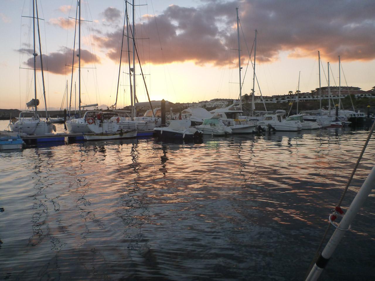 Hafen von San Miguel (Teneriffa)