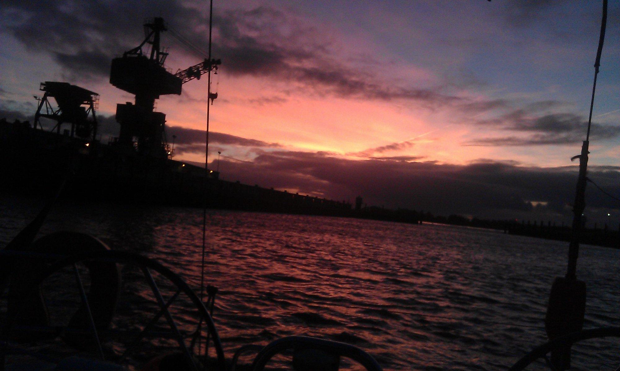 Hafen Glücksstadt