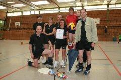 Volleyball Abschlussturnier 2012